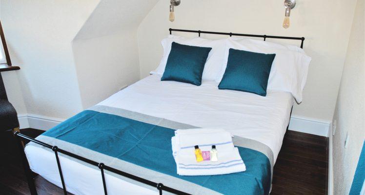 eilean donan bed